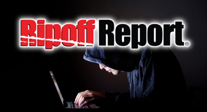 Ripoff Report - What Can You Do?